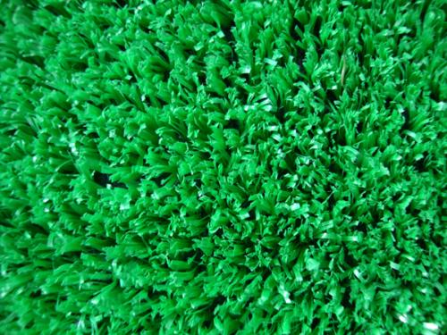 7mm Pile Height PP Fibrillated Artificial Grass For Golf , Landscaping